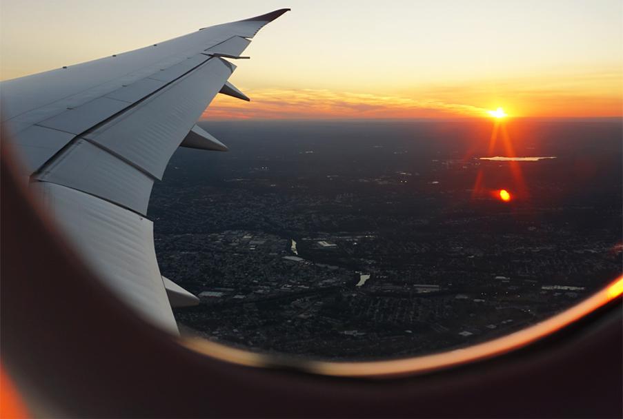 contenidos de destino para aerolíneas